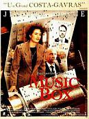 affiche sortie dvd Music Box
