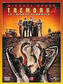 affiche sortie dvd tremors 4 - la legende commence