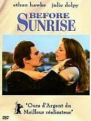 affiche sortie dvd before sunrise
