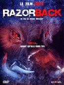 affiche sortie dvd razorback