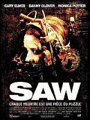 affiche sortie dvd saw