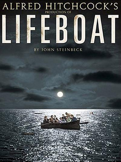 sortie dvd Lifeboat