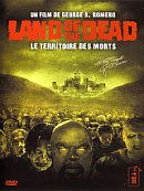 affiche sortie dvd land of the dead - le territoire des morts