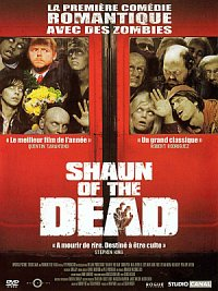 affiche sortie dvd shaun of the dead