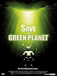 affiche sortie dvd save the green planet !
