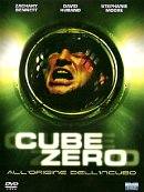 affiche sortie dvd cube 3 - zero
