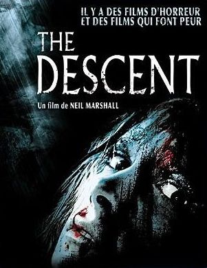sortie vod, dvd et blu-ray The Descent
