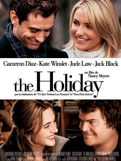 sortie vod, dvd et blu-ray The Holiday