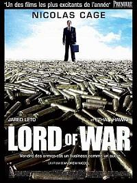 affiche sortie dvd lord of war