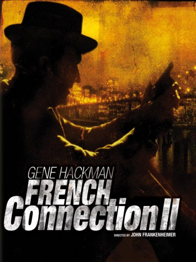sortie vod, dvd et blu-ray French Connection 2