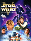 affiche sortie dvd star wars - l'empire contre-attaque