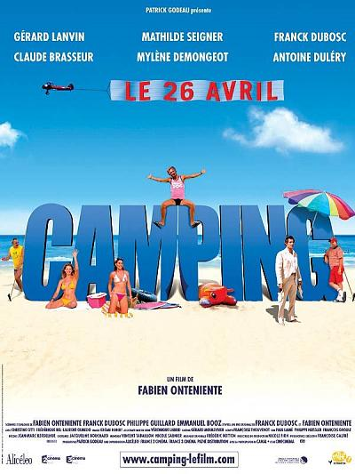 sortie vod, dvd et blu-ray Camping