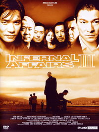 affiche sortie dvd infernal affairs 3