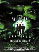 affiche sortie dvd mimic 3 - sentinel