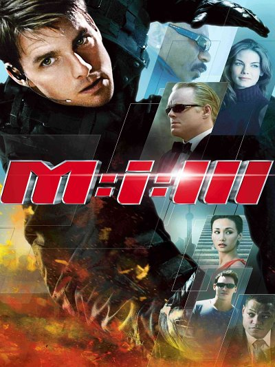 sortie vod, dvd et blu-ray Mission Impossible 3