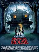 affiche sortie dvd monster house