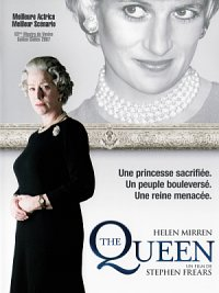 affiche sortie dvd the queen