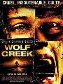 affiche sortie dvd wolf creek