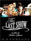 affiche sortie dvd The Last Show