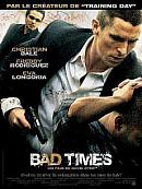 affiche sortie dvd Bad Times
