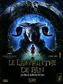 affiche sortie dvd le labyrinthe de pan