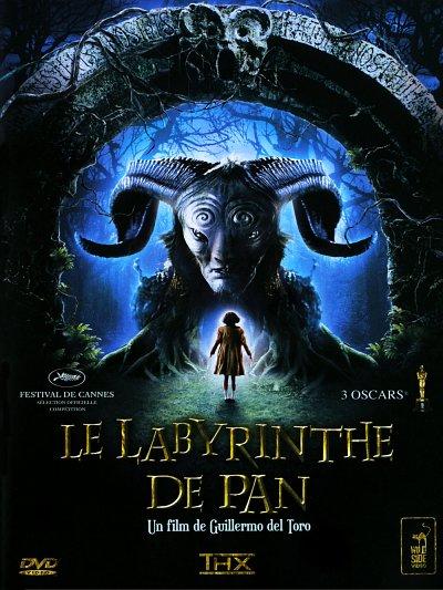 sortie vod, dvd et blu-ray Le Labyrinthe de Pan