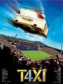 affiche sortie dvd Taxi 4