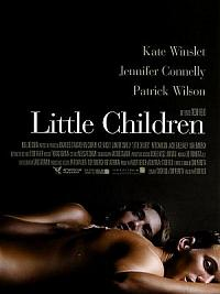 affiche sortie dvd little children