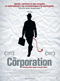 affiche sortie dvd the corporation