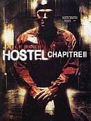 affiche sortie dvd hostel - chapitre ii