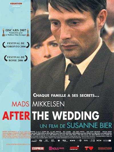 sortie vod, dvd After the wedding