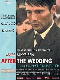 affiche sortie dvd after the wedding