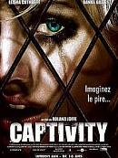 affiche sortie dvd captivity