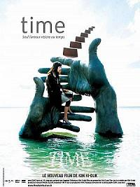 affiche sortie dvd time