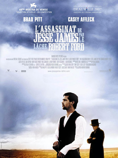 sortie vod, dvd et blu-ray L'Assassinat de Jesse James par le lâche Robert Ford