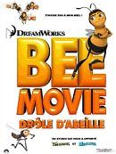 affiche sortie dvd bee movie - drole d'abeille