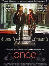 affiche sortie dvd once