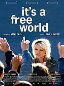 affiche sortie dvd It's a Free World