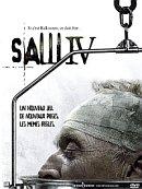 affiche sortie dvd saw 4