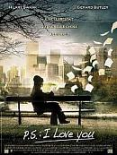 affiche sortie dvd P.S. I Love You