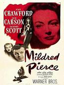 affiche sortie dvd Le Roman de Mildred Pierce