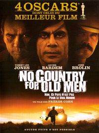 affiche sortie dvd no country for old men