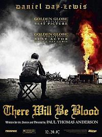 affiche sortie dvd there will be blood