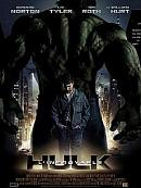 affiche sortie dvd L'Incroyable Hulk