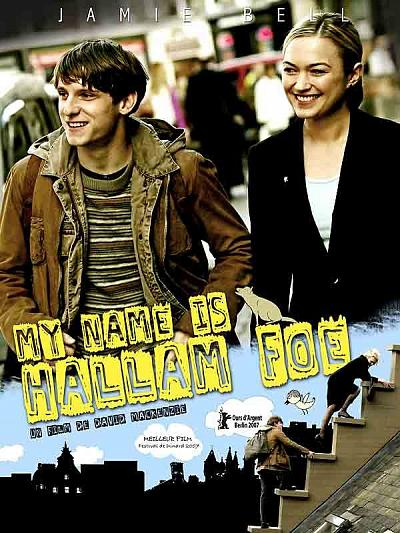 sortie vod, dvd My Name is Hallam Foe