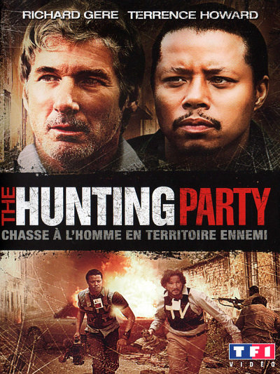 sortie dvd The Hunting Party