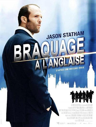 sortie vod, dvd et blu-ray Braquage à l'anglaise