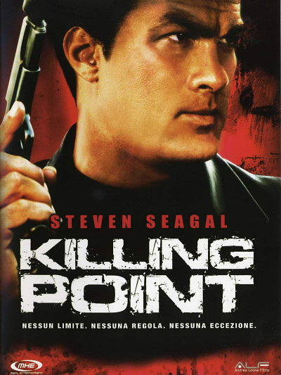 sortie dvd et blu-ray Killing Point