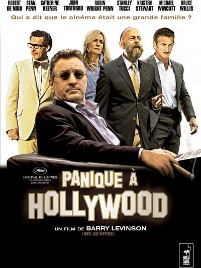 sortie vod, dvd Panique à Hollywood