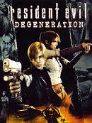 affiche sortie dvd resident evil - degeneration
